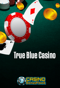 casinobonushawk.net True Blue Casino